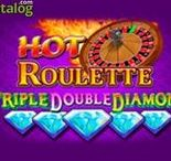 Hot Roulette - Triple Double Diamond (Video Slot from IGT)