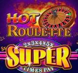 Hot Roulette - Super Times Pay (Video Slot from IGT)