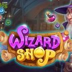 Wizard Shop (Video Slot from Push Gaming)