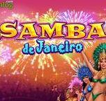 Samba de Janeiro (Video Slot from Green Tube)