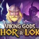 Viking Gods Thor and Loki (Video Slot from Playson)