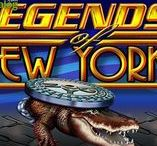 Legends of New York (Video Slot from Ainsworth)
