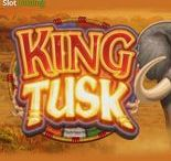 KING TUSK (VIDEO SLOT FROM MICROGAMING)