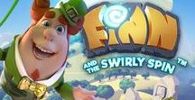 FINN AND THE SWIRLY SPIN (VIDEO SLOT FROM NETENT)