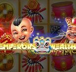 EMPERORS WEALTH (VIDEO SLOT FROM GAMEART)