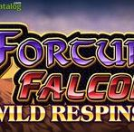 FORTUNE FALCON WILD RESPINS (VIDEO SLOT FROM AINSWORTH)