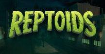 REPTOIDS (VIDEO SLOT FROM YGGDRASIL)