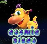 COSMIC DISCO (VIDEO SLOT FROM PLAYTECH)