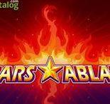STARS ABLAZE (VIDEO SLOT FROM PLAYTECH)