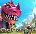 MONSTERS CASH (VIDEO SLOT FROM GAMEPLAY)