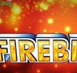 FIREBIRD (VIDEO SLOT FROM GREEN TUBE)