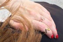 Bagues Alexanne Paris / Nos bagues sublimeront vos mains. Notre eshop par ici : http://bit.ly/AlexanneBagues