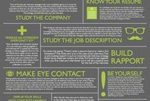 Interview Tips / A few pearls of wisdom for that big interview.
