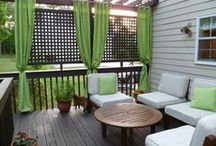 Gardening/Outdoor Spaces / by Heather Rolin