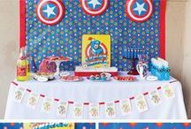 Birthday Party Themes (Boys) / by Heather Rolin