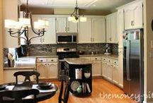 Kitchens / by Heather Rolin