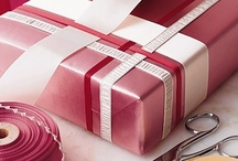 Wrappings and Trimmings / Make the wrapping part of the present.  Amen.