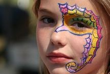 Face Painting / by Heather Rolin