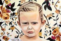 Artwork, Canvas & Class Ideas / by Heather Rolin