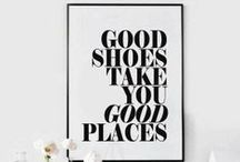 All About the Shoes / Because we love shoes. You love shoes. Fun shoe quotes, shoe pics, and all things shoes.  / by shoes.com