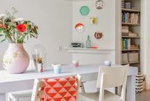 Spaces & Dwelling / Projects and Products to improve your space.