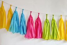 Neon & Brights / Neon projects and supplies every crafter needs to know about. / by The Flair Exchange