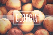 Georgia on My Mind: Peachy Keen.