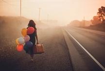 balloons + bubbles / by Katherine Lightner