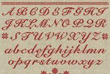 Cross Stitch/Embroidery / by Laureena Minnihan