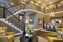 ~•Extraordinary Homes•~ / Amazing homes from the inside and out. / by Lisa Knight