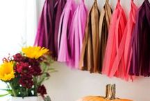 Fall & Autumn  / Recipes, decor and more to make your home warm and cozy during autumn. / by The Flair Exchange