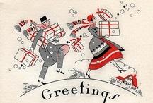 Vintage Christmas / by kat DeBlois