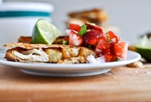 Yummy Meal Ideas / Meal ideas including: appetizers, main courses, presentation, crockpot meals.  95% chicken-inspired :)