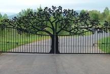 ~•Fences•Gates•Arbors•Archways•~ / by Lisa Knight