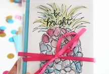 Wrapping & Packaging / Hip & trendy ideas for gift wrapping, product packaging and more!