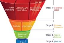 Infografías / Inspiración para tu estrategia de Marketing Digital