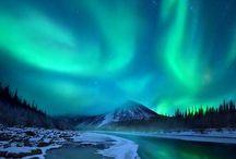 Aurora Borealis / by Christine Kabush