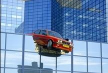 Auto's uit de kunst