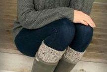 ~•Fall/Winter Wear•~ / by Lisa Knight