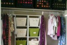 Organization/Storage / by Ally Roos