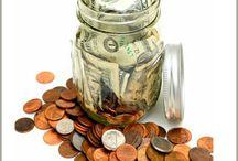 A Penny Saved is a Penny Earned / by Rachel Crick
