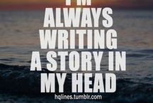 For The Writer In Me