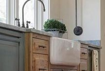 Home: Kitchen / Dream kitchens and pantries