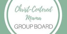 Christ-Centered Mama Group Board / Christian Motherhood, Marriage, and Parenting articles, as well as devotions and prayer guides, are welcome!  You may invite people who also pin Christ-Centered content. Follow me at pinterest.com/christcenteredmama