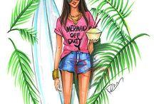 Fashion illustration ❣️