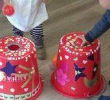 Spielzeug selber machen-DIY Rezepte / Hier gibt es tolle Ideen, wie ihr Spielzeug für Kinder selber machen könnt.