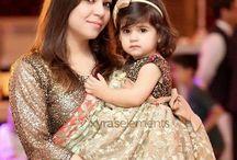 baby and mom same dress