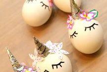Ostern / Hier findet ihr alles rund um Ostern. Basteleien, DIY, Rezepte.