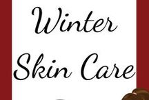 Ten Winter Skin Care Tips / Winter can be harsh on your skin, follow these tips on how to take extra care of your skin. Useful hints & tips