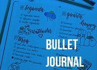 bullet journal / dicas de como criar um bullet journal lindão!